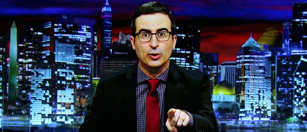 Petition: Progressive Talk Isn't Enough -- Replace John Oliver With A Woman (Getty Images)