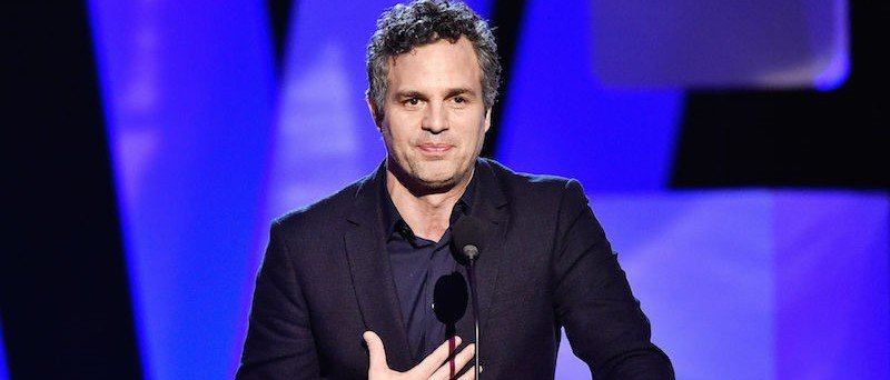 Mark Ruffalo is voting for Bernie Sanders