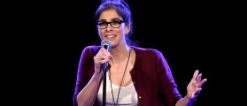 Sarah Silverman Wants To 'Legislate' Male Masturbation