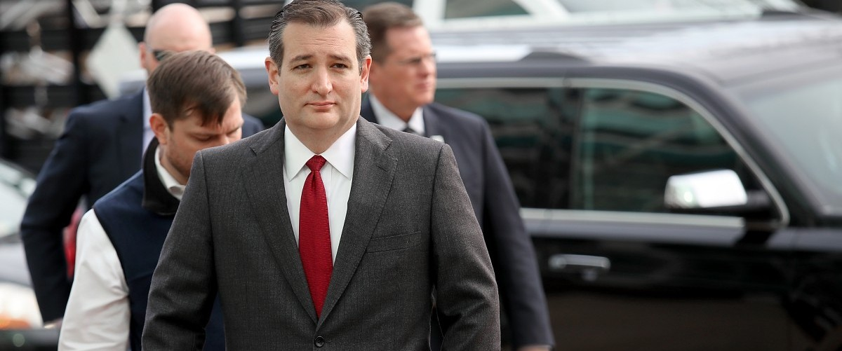GOP Presidential Candidate Ted Cruz Addresses Recent Terror Attacks In Belgium