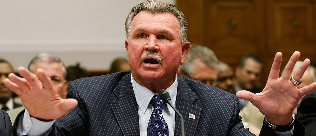 Ditka: Obama Is Daaaah 'Worst President We've Ever Had' (Getty Images)