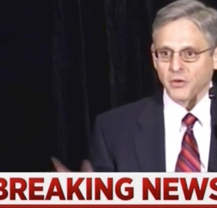 Merrick Garland, Screen Shot MSNBC, 3-16-2016