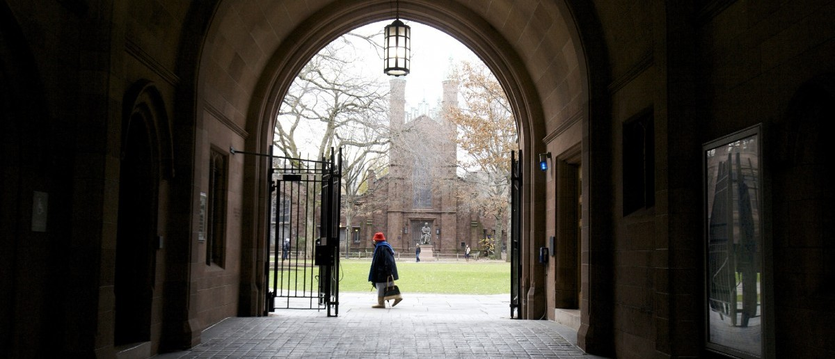 Old Campus at Yale University (REUTERS/Michelle McLoughlin)