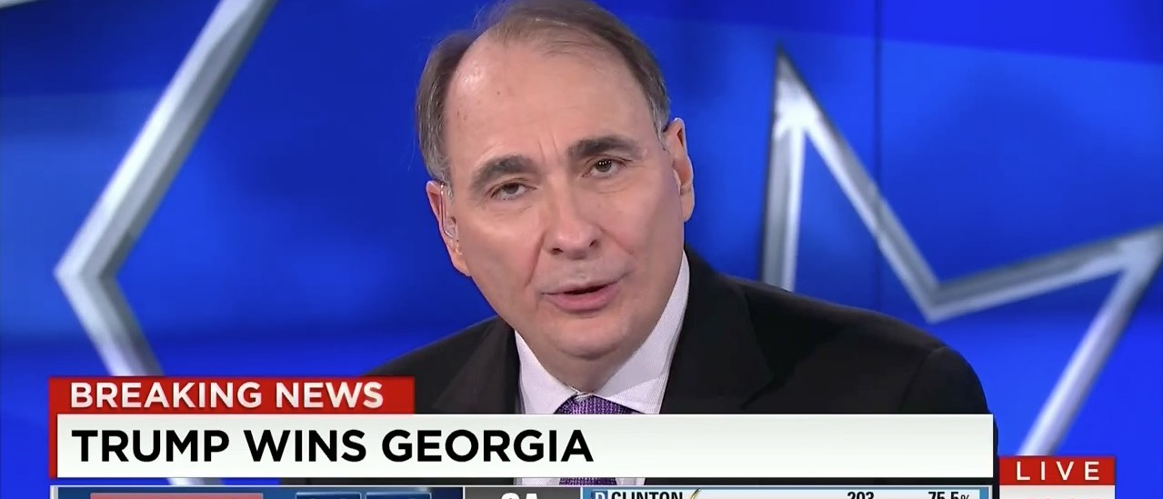 David Axelrod: Georgia Voters Are Poor And Dumb, That's Why Trump Won (CNN)