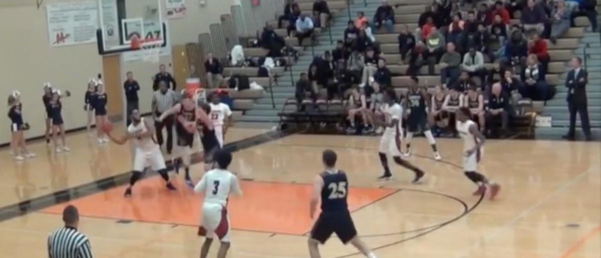 Basketball (Credit: Screenshot/Youtube A Butler)