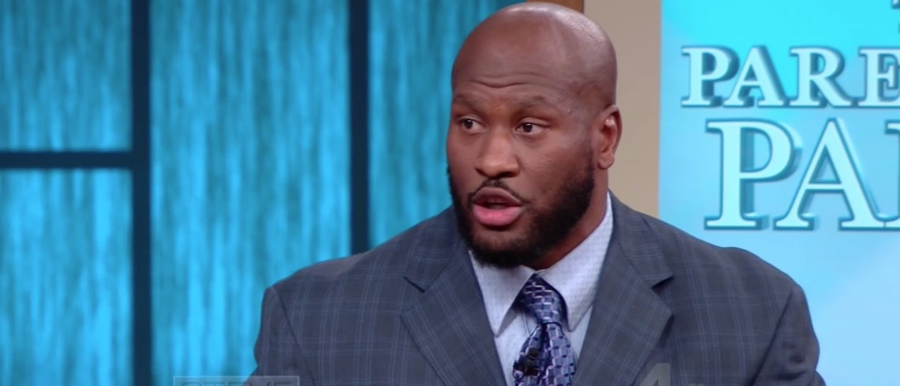 NFL Linebacker: I Spank My Kids So They Don't 'Grow Up To Be Privileged Buttholes' (NBC)