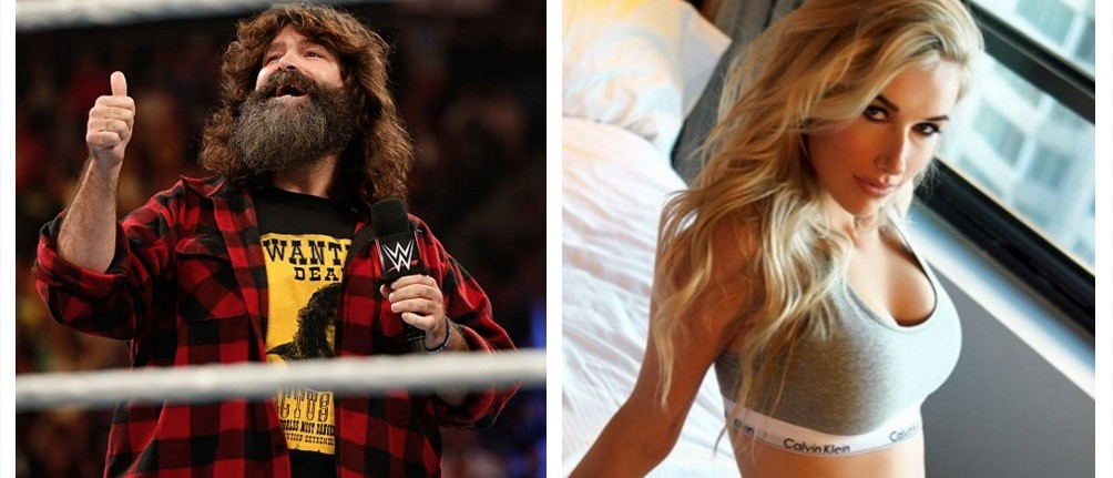 Good News! WWE Legend's Model Daughter Might Soon Step In The Ring (Getty Images/Instagram)