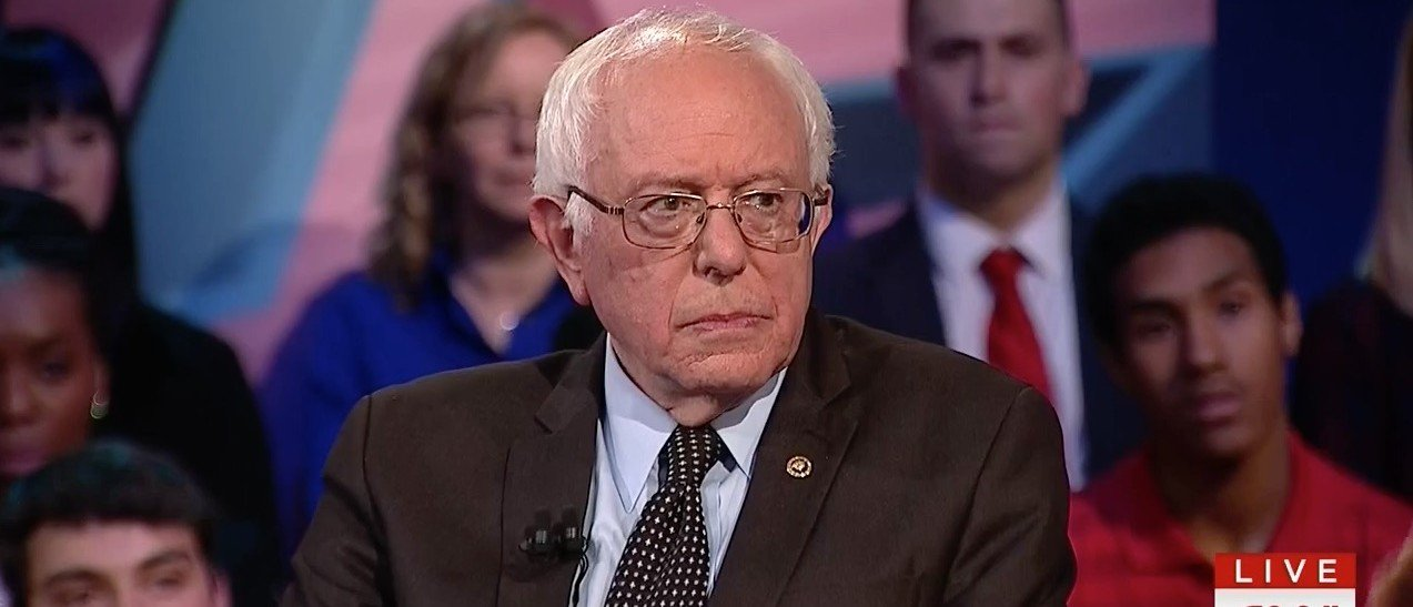 Sanders: I Shouldn't 'Have To Take Responsibility For Everybody Who Voted For Me' (CNN)