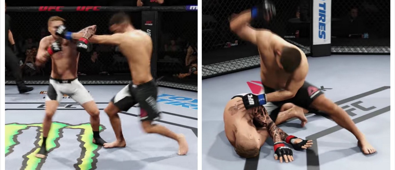 WATCH: UFC Fighter Whoops Justin Bieber's A** In The Octagon (YouTube)