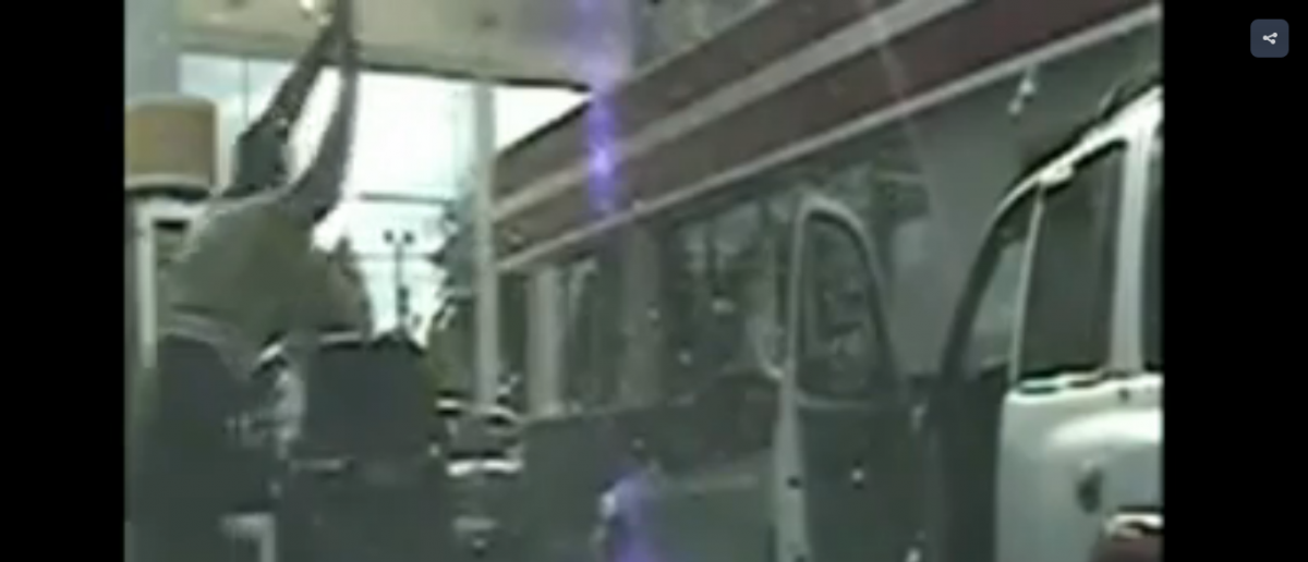 Levar Jones shot in 2014. Screenshot, South Carolina Department of Public Safety