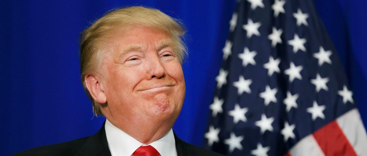 Trump Getty Images/Tom Pennington