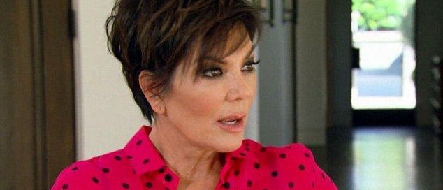 Kris Jenner is confused that Caitlyn Jenner wants to date men