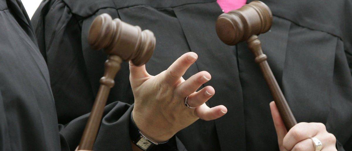 Judges Gavel: REUTERS/Jason Reed