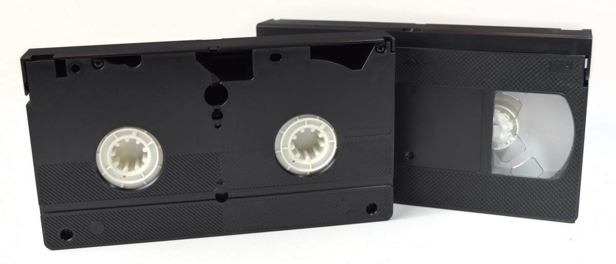 VHS tapes [wongpear/Creative Commons]