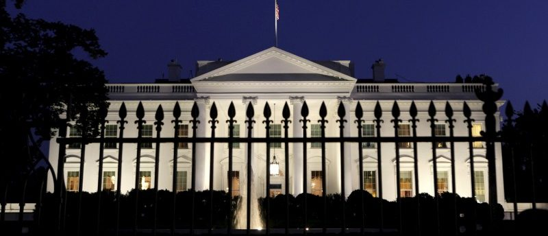 A general view of the White House in Washington in this September 30, 2013 file photo. REUTERS/Yuri Gripas/Files