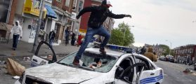 Baltimore Residents Beg Police To Protect Their Neighborhoods