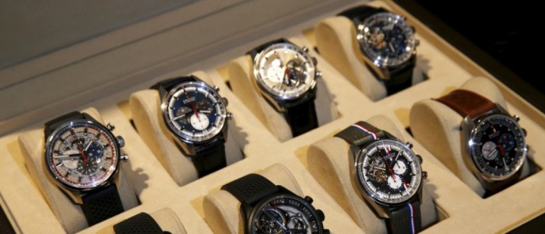Bestselling watches from top brands are on sale today for Prime members (REUTERS/Denis Balibouse)