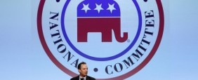 File photo of Republican National Committee Chairman Reince Priebus during a luncheon at the Republican National Committee Spring Meeting at the Diplomat Resort in Hollywood