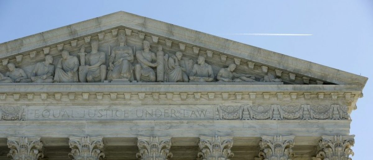 The U.S. Supreme Court is seen in Washington March 29, 2016. REUTERS/Gary Cameron