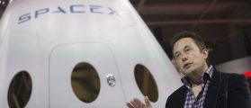 SpaceX And NASA Find 'Landing Site' For 2020 Mars Mission