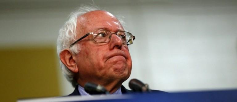 U.S. Democratic presidential candidate Bernie Sanders (I-VT) speaks at a campaign event at Purdue University in West Lafayette, Indiana, U.S., April 27, 2016. REUTERS/Aaron P. Bernstein