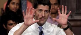 House Speaker Paul Ryan in Washington, April 27, 2016