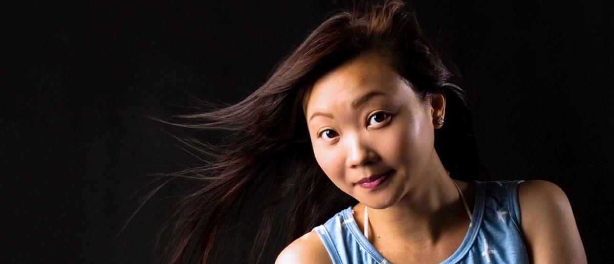 An Asian woman. [Ryan Li/Flickr]