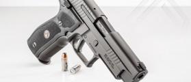 Gun Test: SIG Sauer Legion Series P226 Pistol