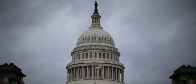 Congress Returns To The Hill As Government Shutdown Continues