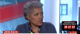 Donna Brazile Complains She's Being 'Persecuted' Over Leak To Clinton Campaign [VIDEO]