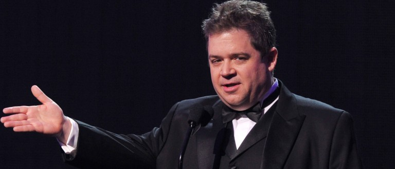 Patton Oswalt calls Donald Trump a racist jerk