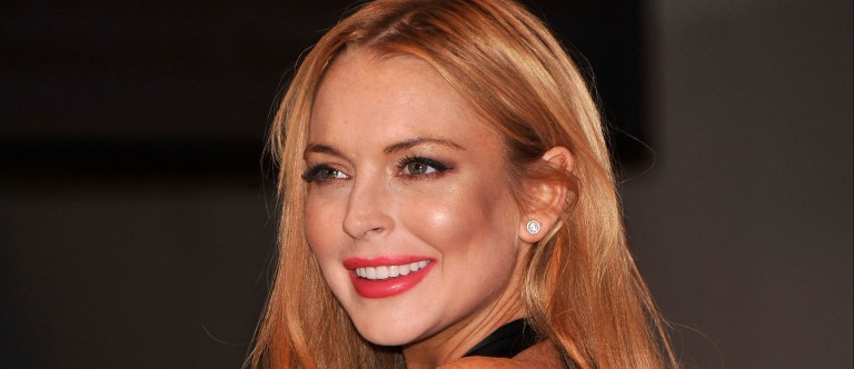 Lindsay Lohan gets engaged(Photo: Stephen Lovekin/Getty Images)