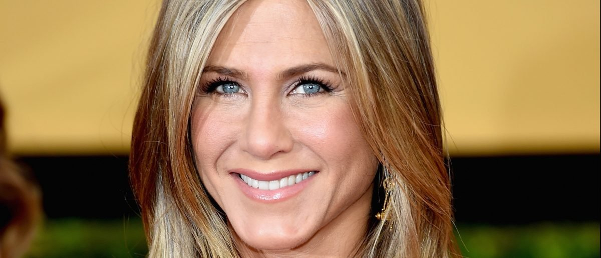 Jennifer Aniston named 'World's Most Beautiful Woman'