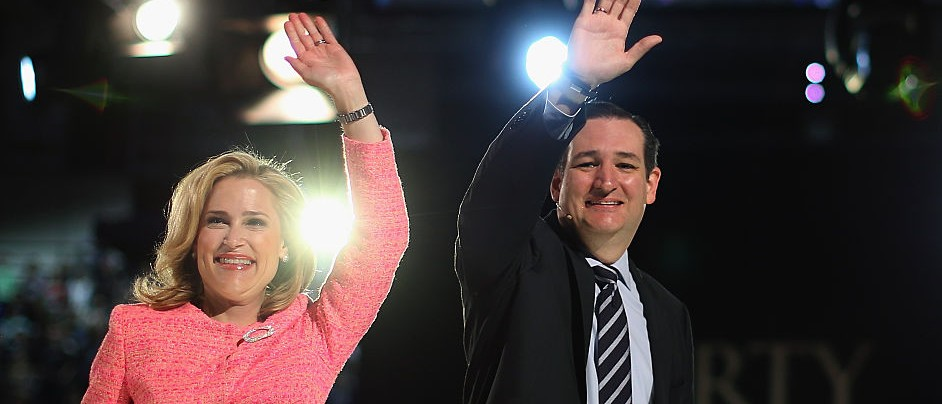 Forget Everything You've Heard -- Heidi Cruz Is Definitely A MILF (Getty Images)