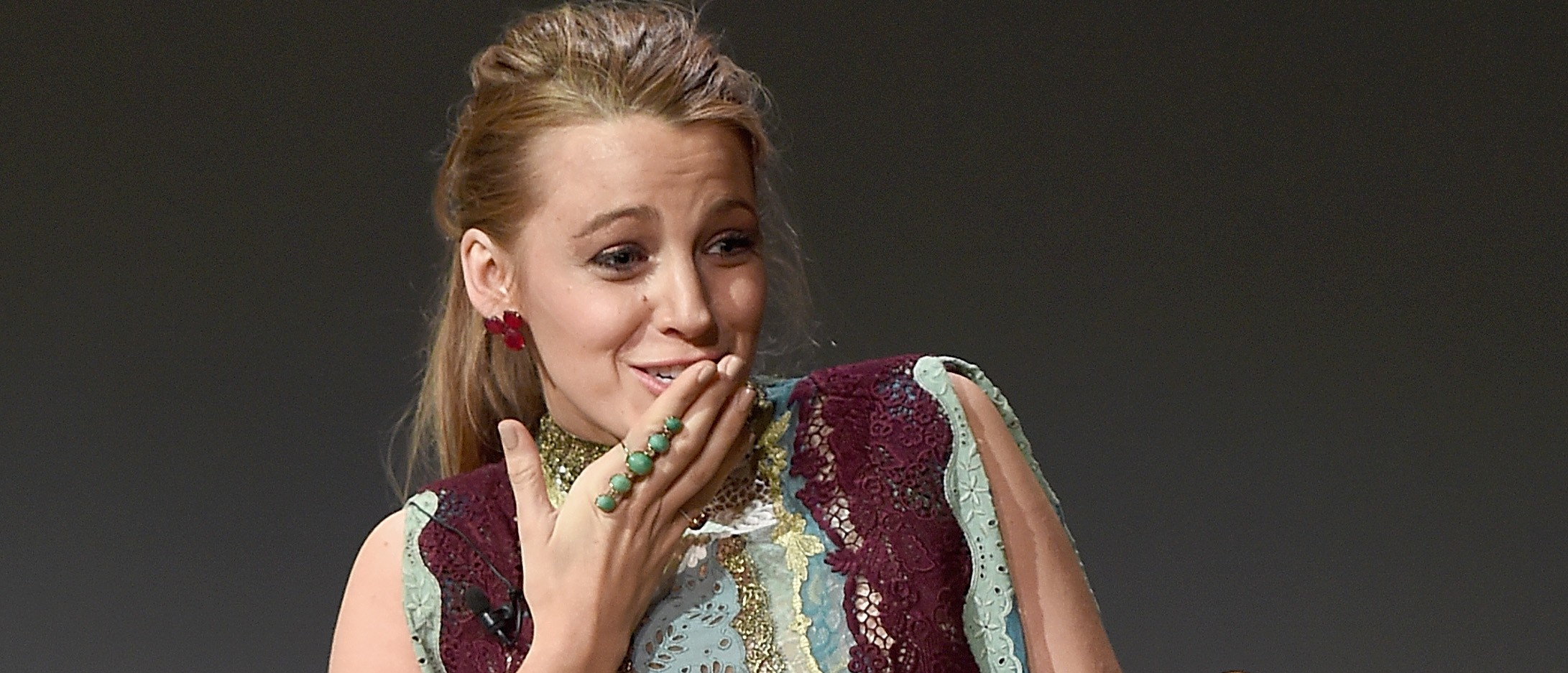 Blake Lively is pregnant with second child