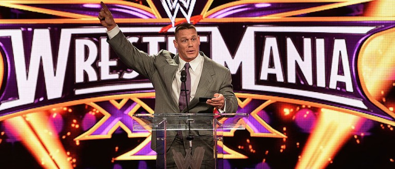 Wrestler Wants To Donate Brain To Science And His Name Is ... JOHN CENA!!!!! (Getty Images)