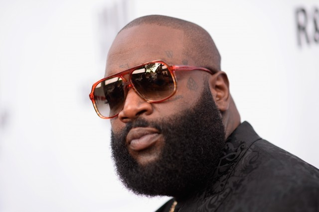 Attractive Rick Ross Bracelet Goes Off At White House