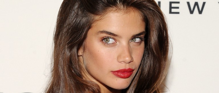 Sara Sampaio is naked on the cover of Maxim