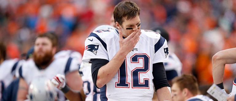 BREAKING: Circuit Court Reinstates Brady's 4 Game 'Deflategate' Suspension (Getty Images)