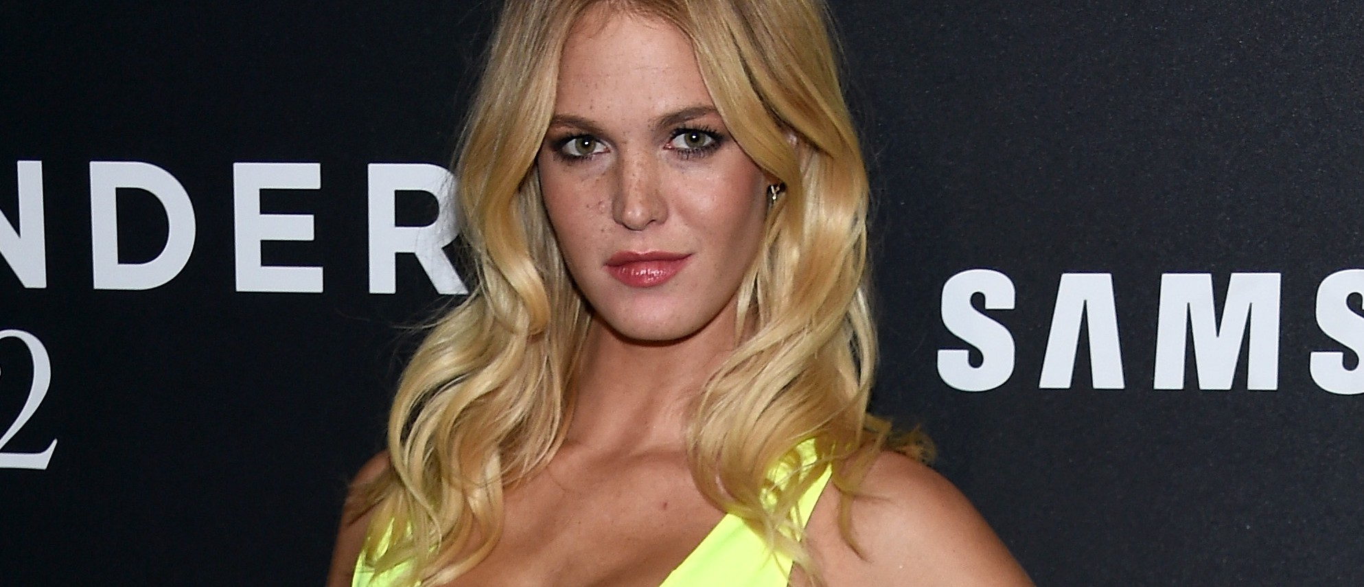 Erin Heatherton posts nude photo on Instagram