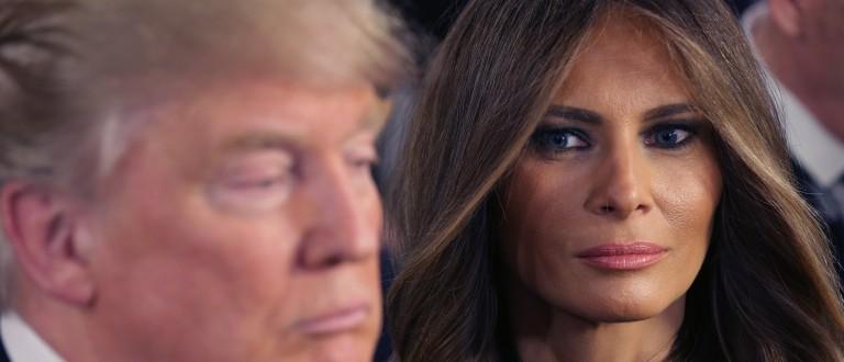 Melania Trump secrets