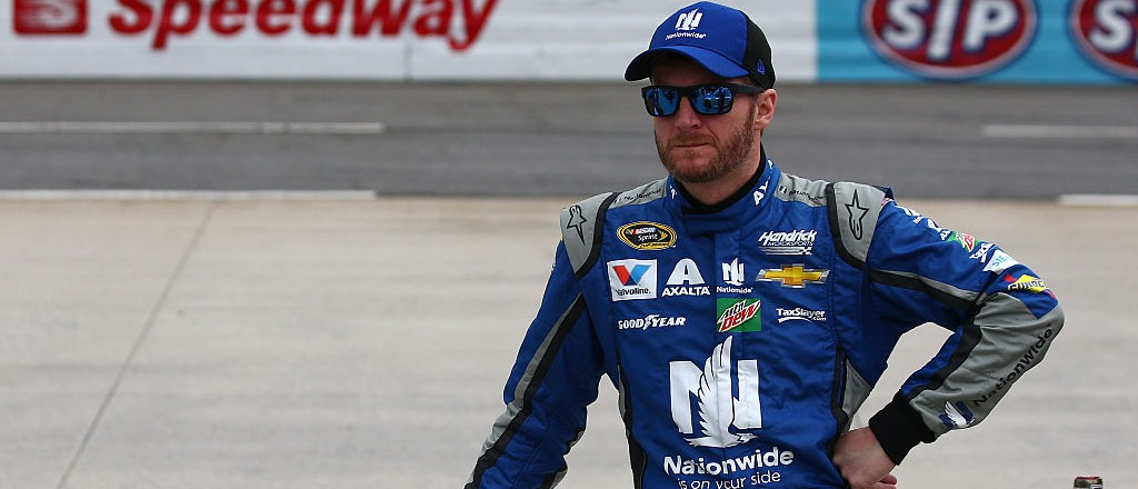 Prayers For Dale Earnhardt Jr... (Getty Images)