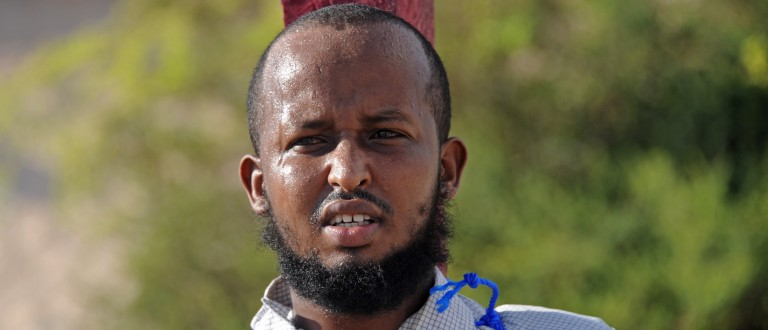 Former journalist executed for killing five others in Somalia.