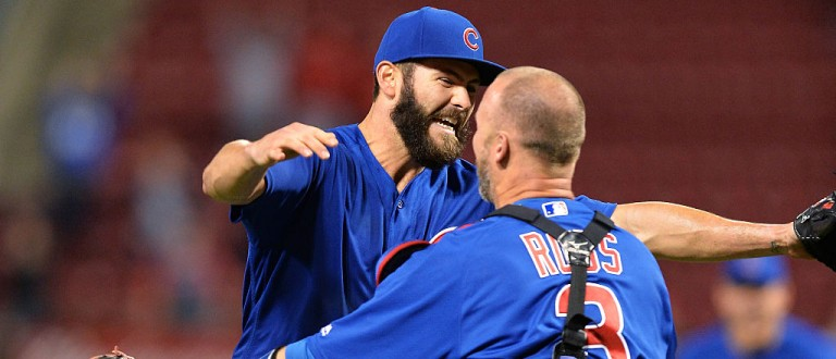 Cubs Ace Honors Prince By Tossing First No Hitter Of The Season (Getty Images)