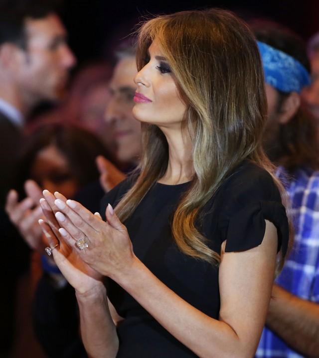 Melania Trump On Plastic Surgery: 'It's All Me'