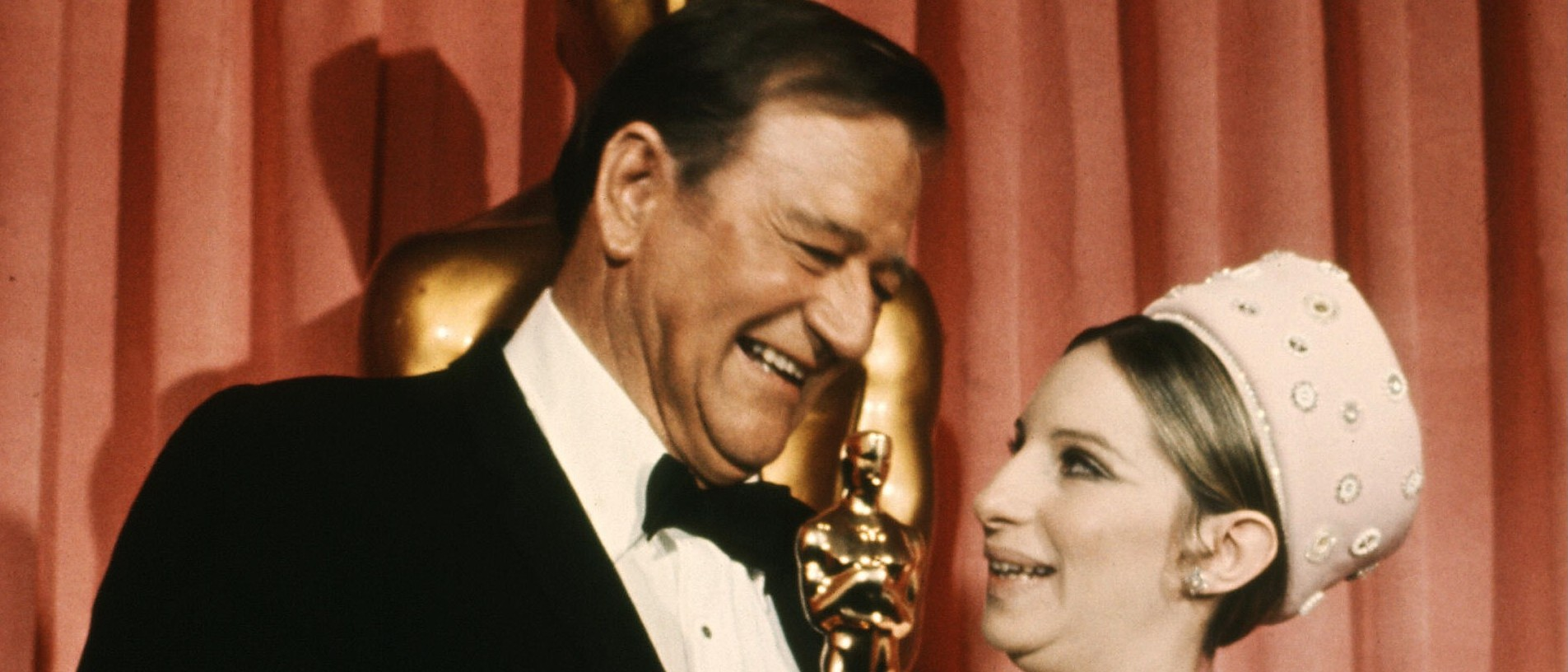 US actor John Wayne