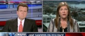 Jane Sanders, Screen Shot Fox Business, 4-28-2016