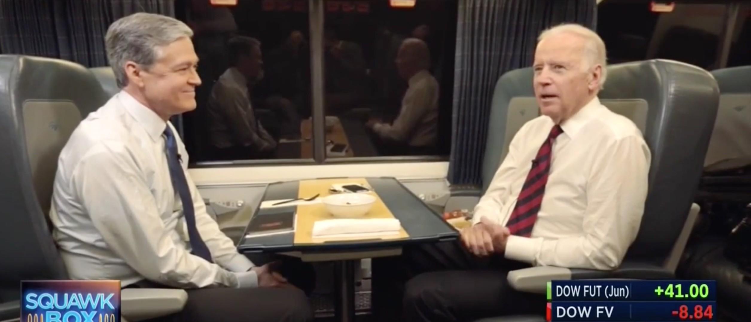 Joe Biden, Screen Shot CNBC, 4-19-2016