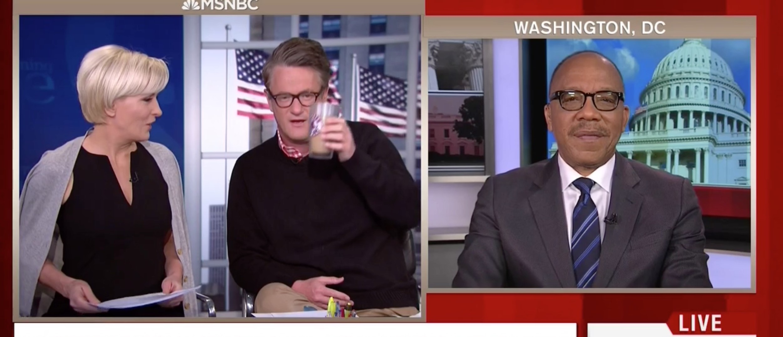 Joe Scarborough, Screen Shot MSNBC, 4-19-2016