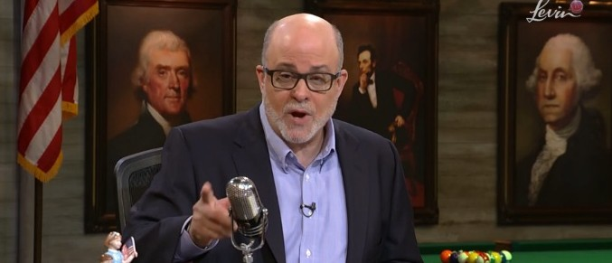 Mark Levin, Screen Shot LevinTV, 4-4-2016